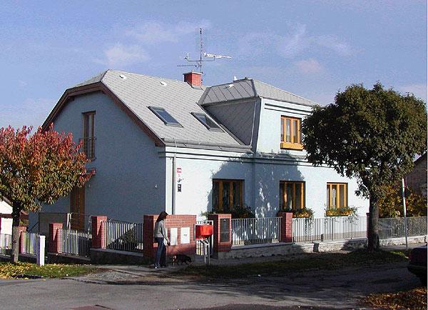 RD Palliardiho 15, Znojmo-rekonstrukce