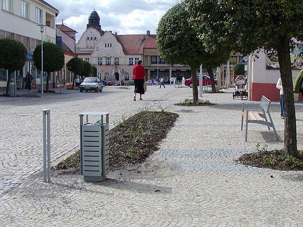 Náměstí Svobody Miroslav