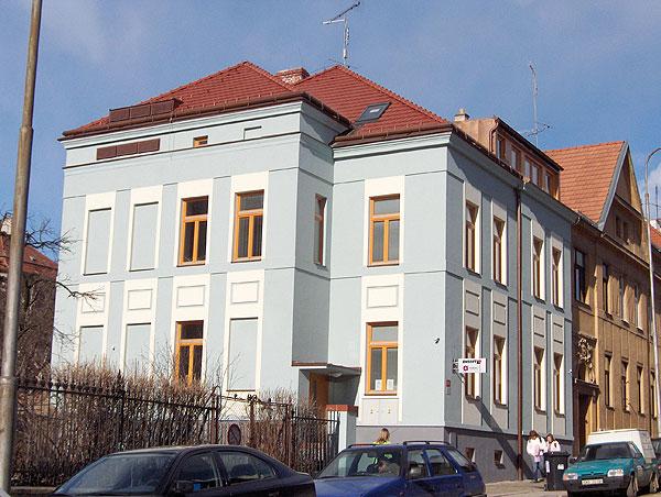 Dům Bezručova 2, Znojmo