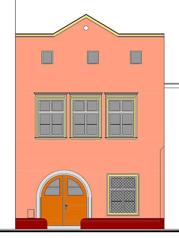 Dům Václavské náměstí 2, Znojmo